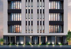 デザイン― FACADE ―|ディアナコート日本橋浜町|中央区の新築分譲マンションならモリモト