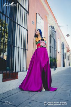 Mexican Blouse, Mexican Outfit, Mexican Dresses, Mexican Style, Charro Dresses, Skirt Fashion, Fashion Dresses, 15 Dresses, Formal Dresses