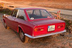 Fiat 124 Sport Coupe AC, Bj. 1969 | von WolfgangSimlinger