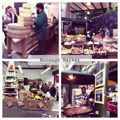 Exploring food markets in London #fresh #quality #fine #food #vegetables #fruits #cheese #foodassion