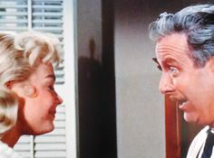 Sandra Dee 'Gidget' and Arthur O'Connell (1908-1981)  as Gidget's dad, 'Russell Lawrence'