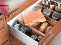 high-function bread drawer - Poggenpohl