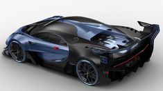 Buy Bugatti Vision GT Concept by CactusModels on This highly detailed and ready to render at and Cinema model of car with detailed interior File formats:. Concept Cars, Bugatti Concept, Bugatti Cars, Bugatti Chiron, Futuristic Cars, 2019 Ford, Car Sketch, S Car, Maybach