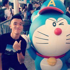Doraemon100 X Henrikobe ✌ - @henrikeung- #webstagram