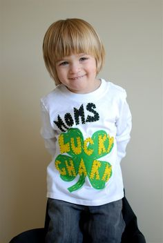 st. patrick's day shirts for children - Google Search