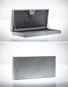 concrete briefcase...I would probably lug this around.