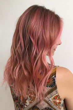 Surprising hair colors to consider in 2015