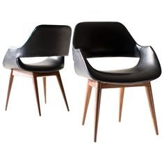 Arthur Umanoff Chairs For Madison Furniture MidCentury Modern, Modern, Scandinavian Modern, Wood, Dining Chair by The Swanky Abode Modern Chairs, Midcentury Modern, Madison Furniture, Sofa Seats, Scandinavian Modern, Contemporary Furniture, Dining Chairs, Mid Century, Dinner