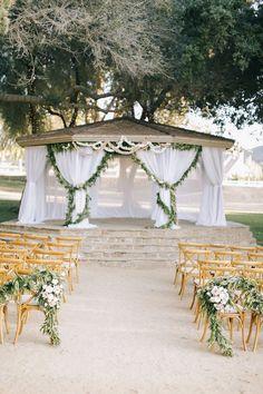 Pinnable Equestrian California Wedding