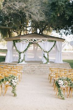 Wedding ceremony idea; Featured photographer: Brandon Kidd Photography