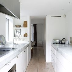 10 of the best galley kitchens | Kitchens | PHOTO GALLERY | Beautiful Kitchens | Housetohome.co.uk