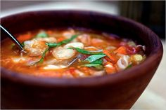 This dish is flavored by vegetables cooked separately from the beans and, if the cook chooses, by Parmesan cheese. Entree Recipes, Soup Recipes, Vegetarian Recipes, Cooking Recipes, Healthy Recipes, Tasty Snacks, Healthy Foods, Lima Bean Soup, Lima Bean Recipes