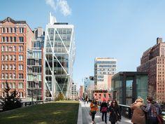 HL23                   New York City                   Architect: Neil Denari