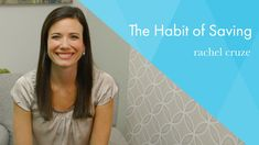 The Habit of Saving