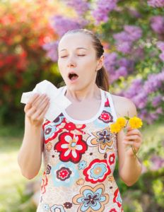 Are you suffering with seasonal allergies? Homeopathy can help!