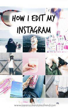 @mikaylaschristiansen: Favorite Feeds - How I Edit My Instagram