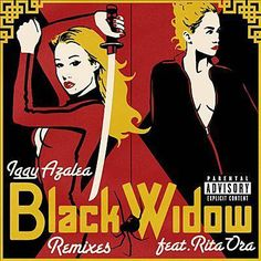 Black Widow (Iggy Azalea and Rita Ora) by Tanya's Vengeance on SoundCloud Iggy Azalea, Black Widow Lyrics, Rita Ora Black, The New Classic, Pop Singers, Oras, Pop Music, Album Covers, Music Covers