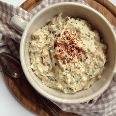 Greenway36: Thunfisch-Creme mit Gürkchen, Ei und Zwiebel