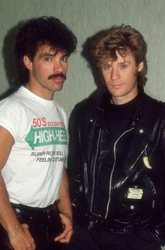 Daryl Hall and John Oates have been lauded as pop music's most successful duo, known for hits like 'Sara Smile,' 'Private Eyes,' 'Out of Touch,' 'Kiss on My List' and 'Maneater. 80s Music, Music Icon, Sara Smile, John Oates, Daryl Hall, Hall & Oates, Private Eye, Out Of Touch, Perfect Woman