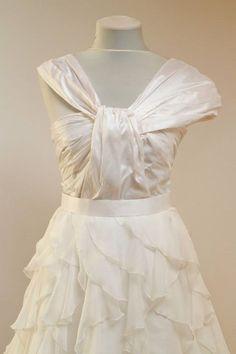 weeddung dress by Jovana Zivotic