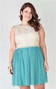 Deb Shops Plus Size Short Homecoming Dress with Illusion Bodice ...