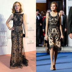 Royals and celebrities wearing the same outfit: Who wore it best?
