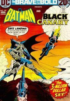 Batman & Black Canary