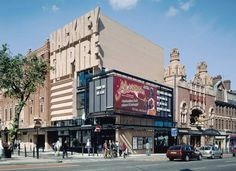 Tim Ronalds Architects: Hackney Empire