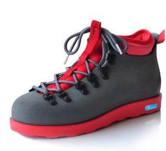 Warm Men&Women's Native Shoes Furry Snow Boots Waterproof Eva Safe Timber Boots Fur Shoes Fitzsimmons Ankle Rain Martin Botas S6