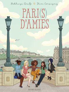 Pari(S) D'Amies - Rokhaya Diallo, Kim Consigny