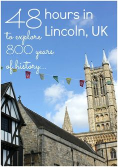 How to spend 48 hours in Lincoln, UK, with kids - from the wall walk at the castle to spotting the imp in the cathedral, 2017's Knights Trail through the city, a family-friendly museum and cruise along the river.