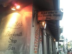 Oldest bar of the South...