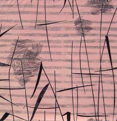 Lucienne Day Heals Tarn fabric