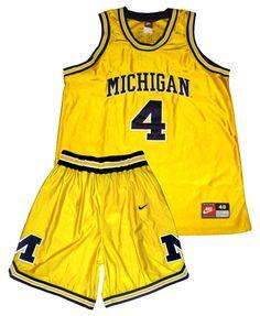 Michigan Wolverines - Chris Webber