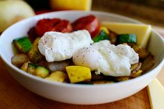 Carb Buster Breakfast | The Pioneer Woman Cooks | Ree Drummond (Sub a wedge of avocado for the cheese if you want a creamy element)
