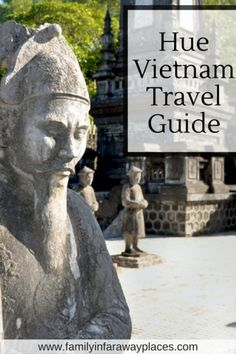 Once the national capital, Hue Vietnam is the place to visit ancient tombs, towers and tanks during vacation! Learn more in this Hue Vietnam travel guide.