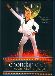 Chonda Pierce A Piece Of My Mind DVD