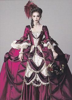 1700 dress