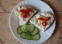 Pomazánka z nivy I Dairy, Cheese, Food, Essen, Meals, Yemek, Eten