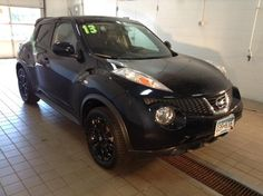 This 2013 Nissan JUKE SL is listed on Carsforsale.com for $16,976 in Buffalo, MN. This vehicle includes AM/FM/CD/MP3 Audio w/Navigation,Navigation System,Midnight Edition,7 Speakers,AM/FM radio: SiriusXM,CD player,MP3 decoder,Radio data system,Air Conditioning,Automatic temperature control,Rear window defroster,Power steering,Power windows,Remote keyless entry,Steering wheel mounted audio controls,Four wheel independent suspension,Speed-sensing steering,Traction control,4-Wheel Disc…