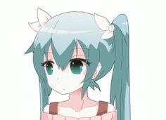 so kawaii vocaloid Chat Anime, All Anime, Manga Anime, Anime Art, Kawaii Anime, Kawaii Girl, Vocaloid, Neko, Chibi