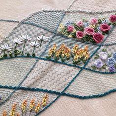 Dekoratif Nakış...#nakış #embroidery #elişi #handmade #dekoratifnakış #