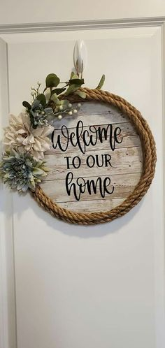 Fall Crafts, Decor Crafts, Holiday Crafts, Crafts To Make, Wood Crafts, Dollar Tree Decor, Dollar Tree Crafts, Wooden Door Signs, Wood Signs