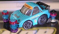 RX-7 * RE Amemiya D1 GrandPrix Ver. Customized Speed MADi