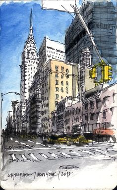 Chrysler Building, NY - Eduardo di Clerico