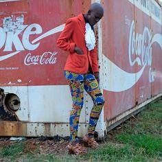 "Kepi Mngomezulu - ""Every Day is Sunday"" - 2010 Corporate Fashion, People Brand, African Design, Fashion Over, Wearable Art, Street Wear, Women Wear, Street Style, Pants"