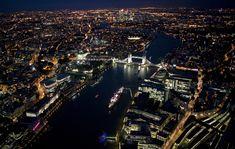 London night view!