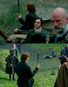More of the dagger and the style of it #jamie #outlander