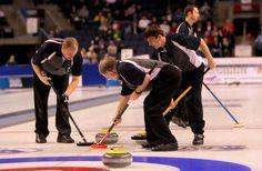 Curling?