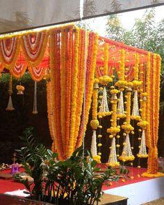 36 Indian Wedding Decorations Ideas